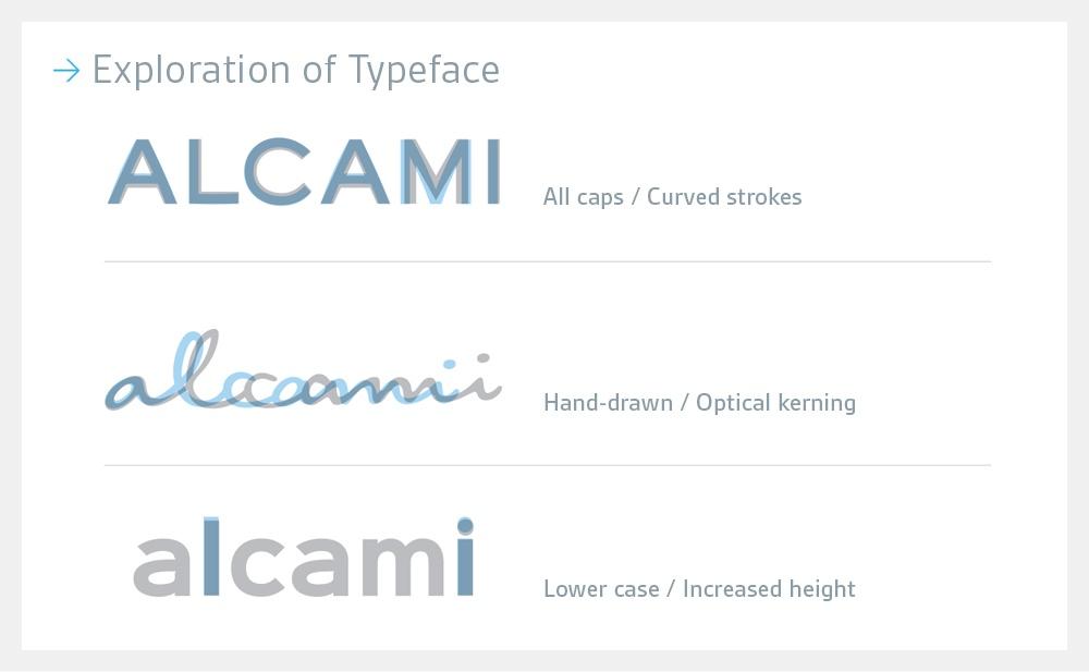 Alcami Logo Process