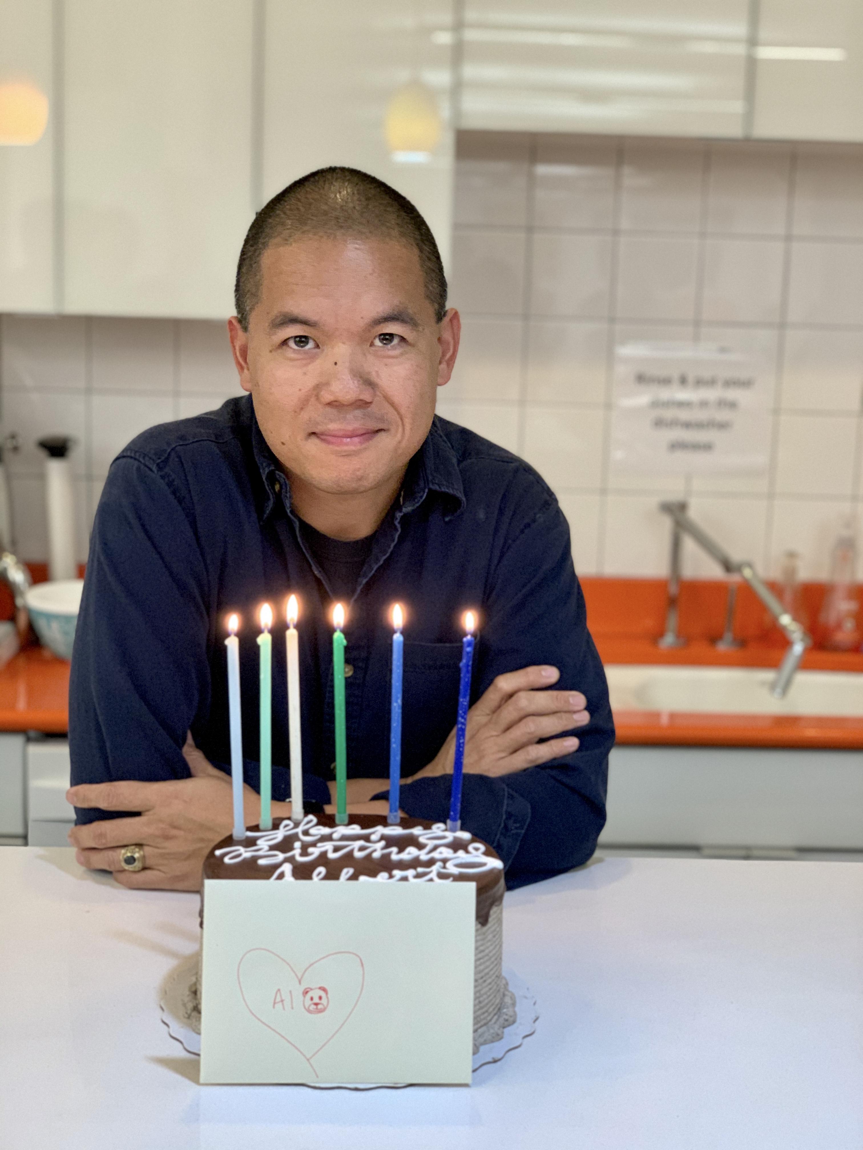 Happy Birthday, Albert
