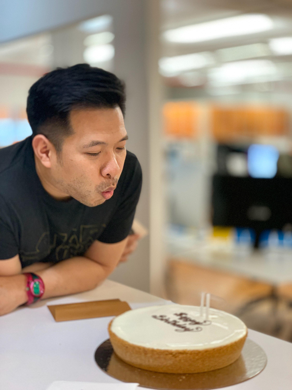 A Very Wei Birthday