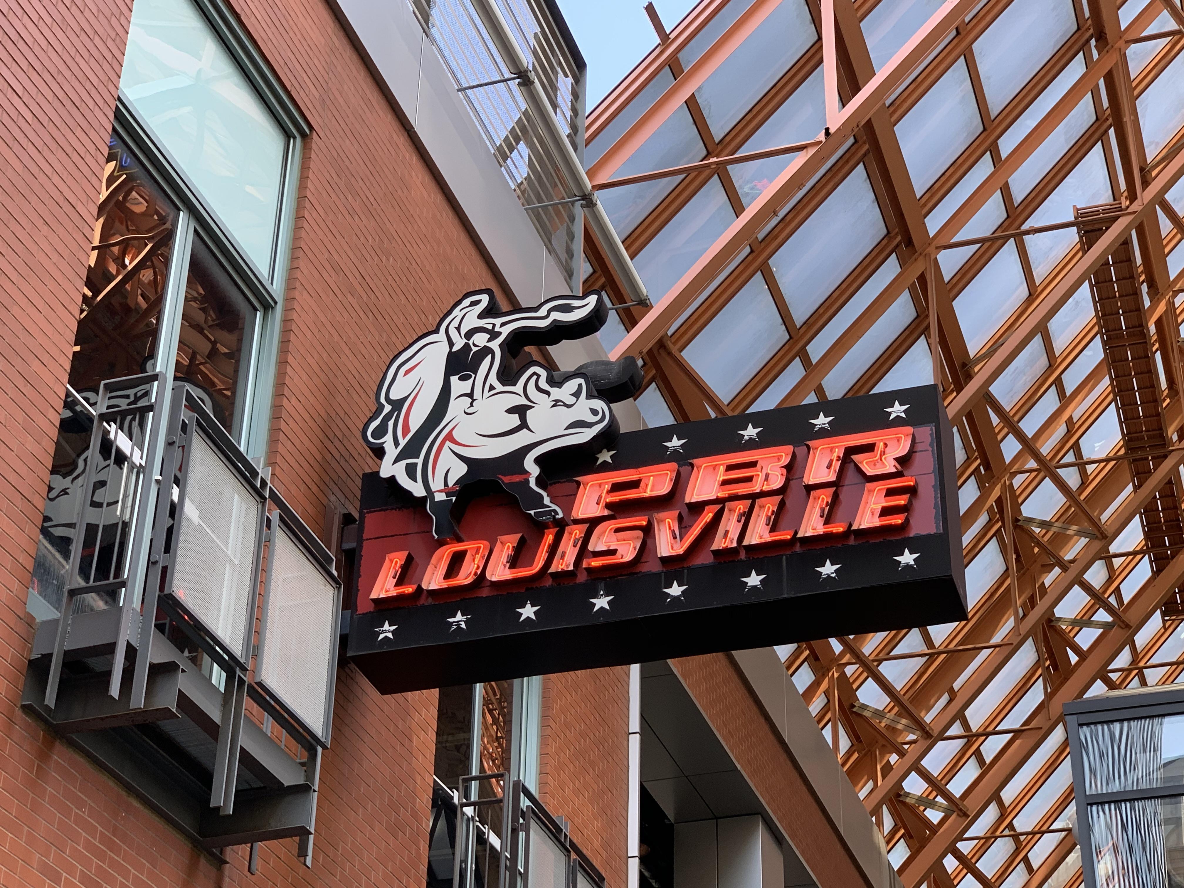 Visiting Louisville