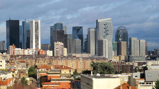 Parisian Financial District