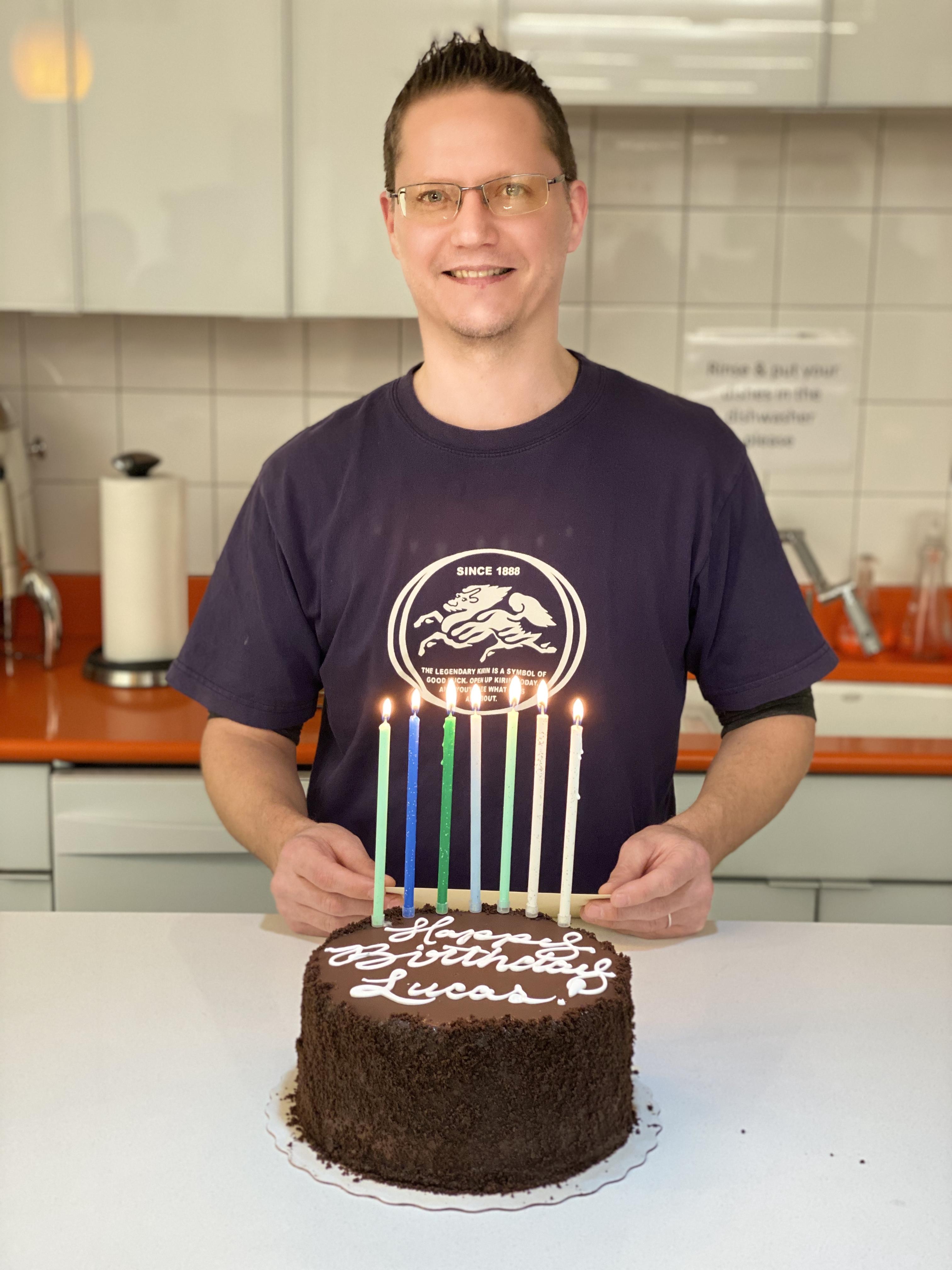 Happy Birthday, Lucas