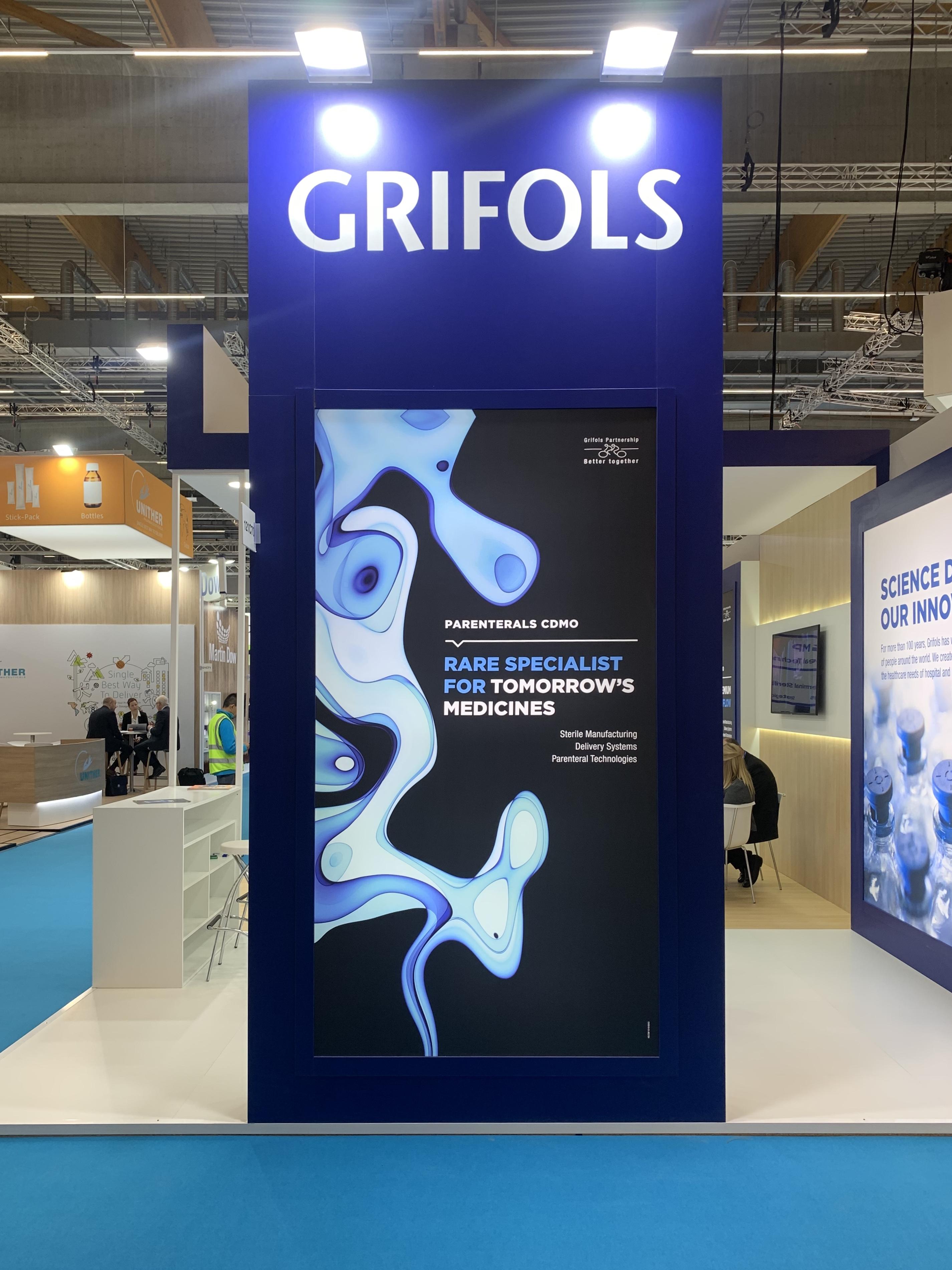 Grifols CPhI Worldwide