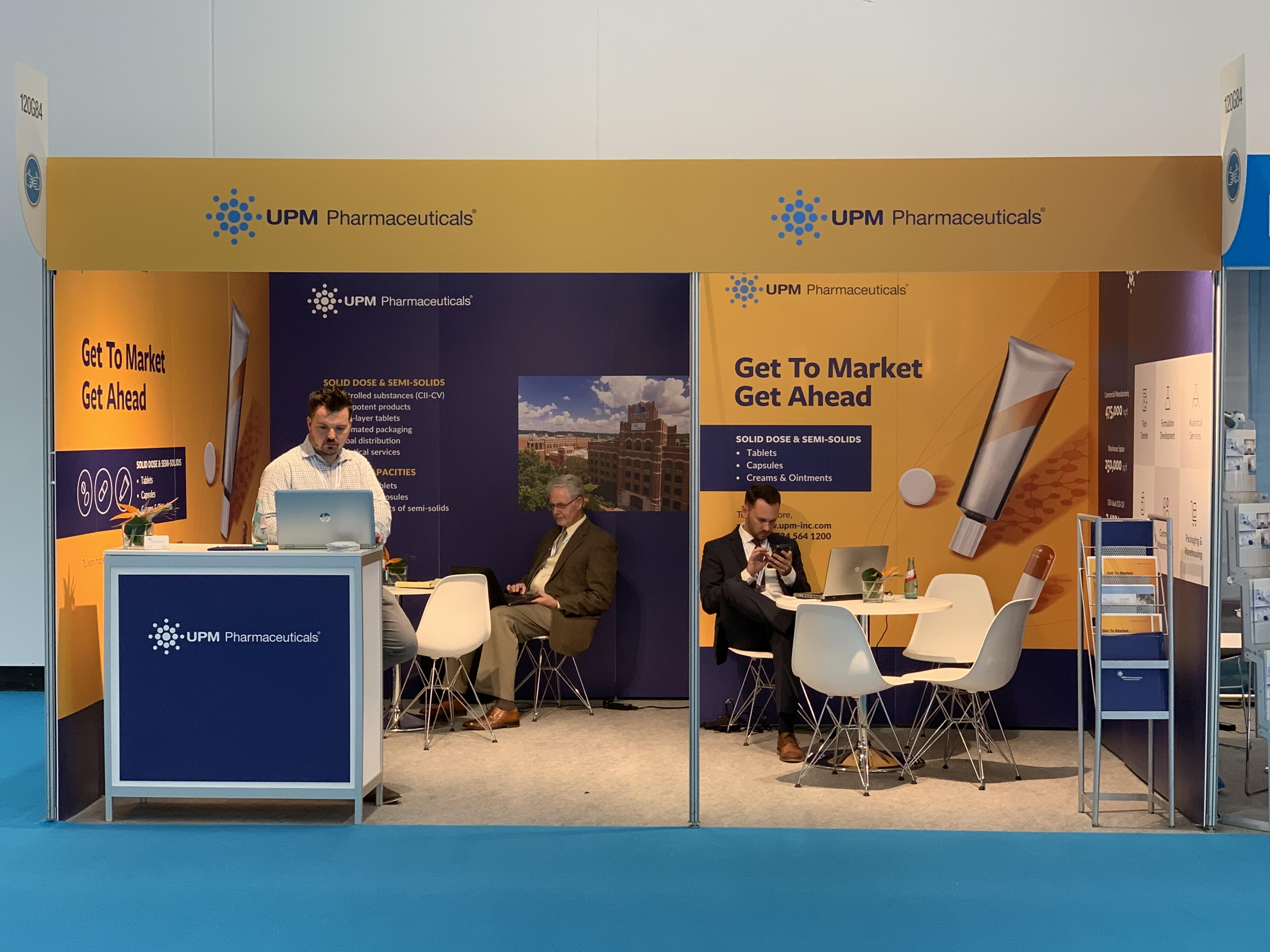 UPM Pharmaceuticals CPhI Worldwide