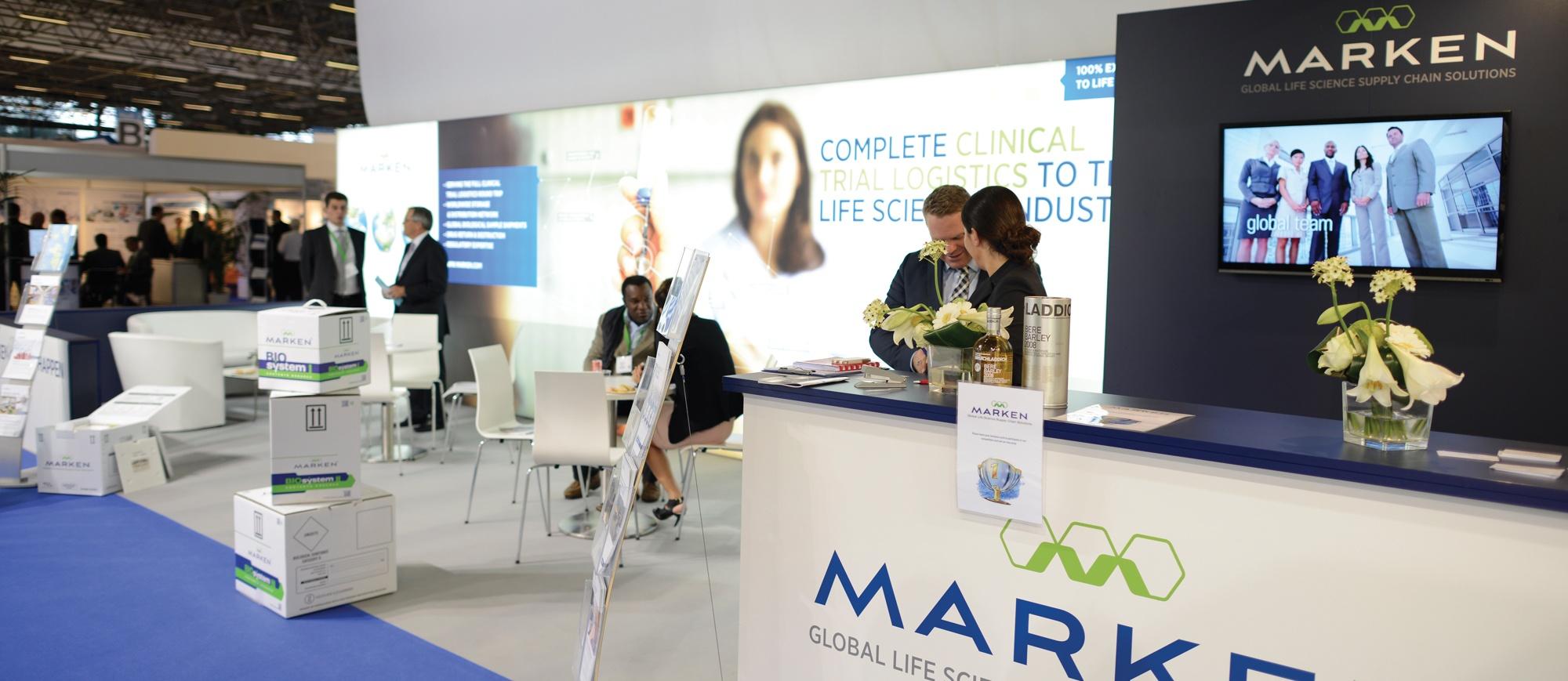 Marken Booth