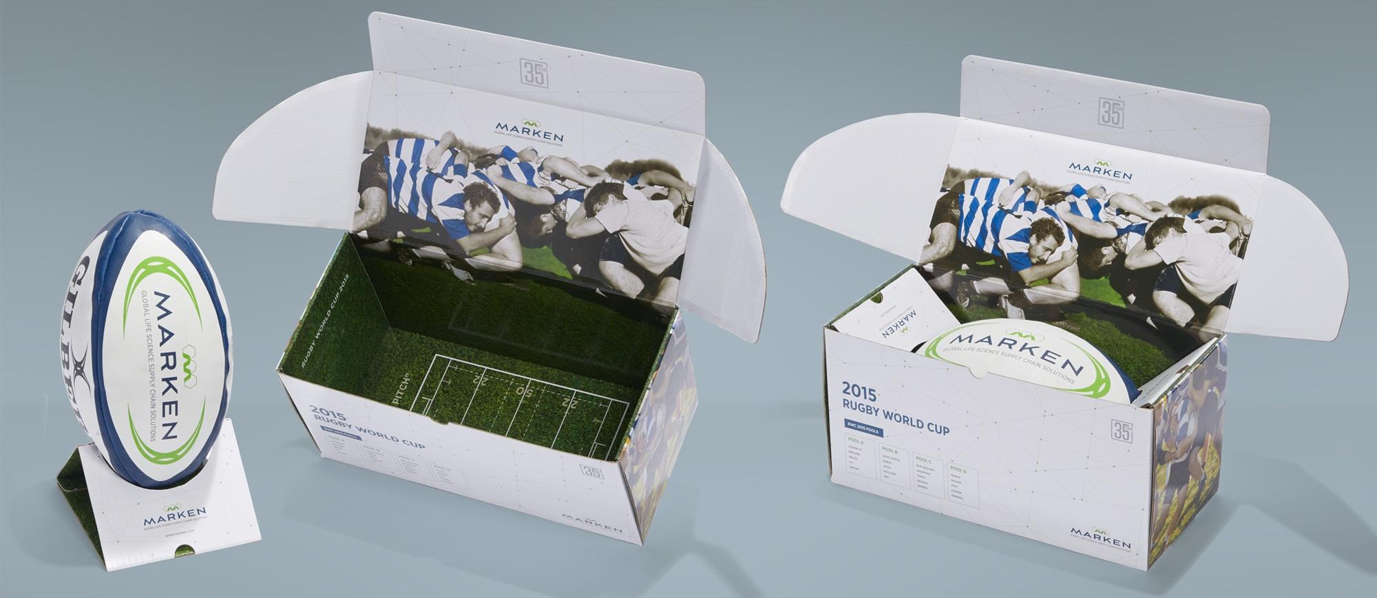 Marken Packaging