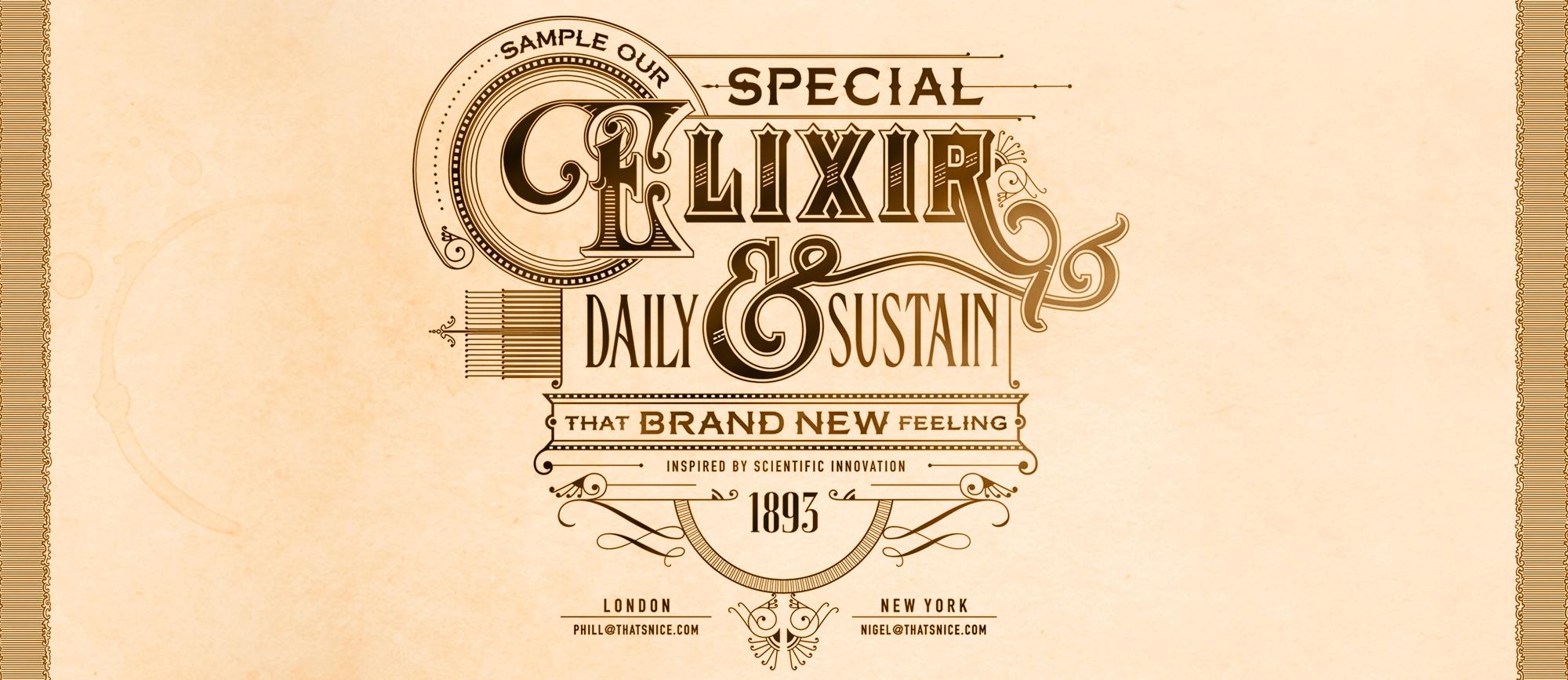 Nice Design 1893