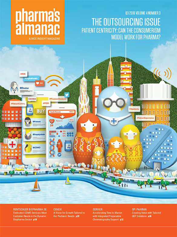 Pharma's Almanac Q3 2018