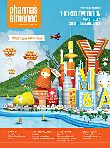 Pharma's Almanac Q1 2018