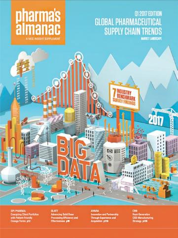 Pharma's Almanac Q1 2017