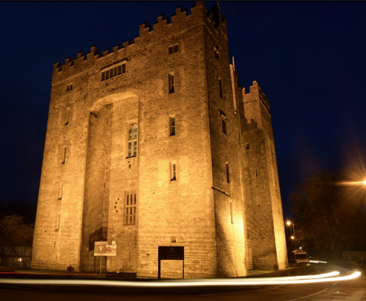 Visit of Bunratty Castle