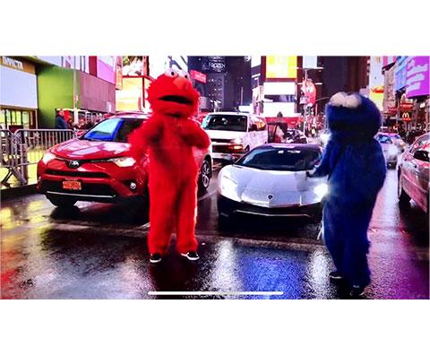 Caption Me Elmo