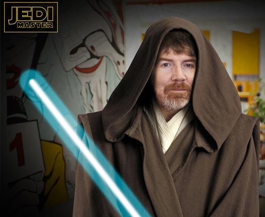 Happy Birthday, Jedi Master Mark