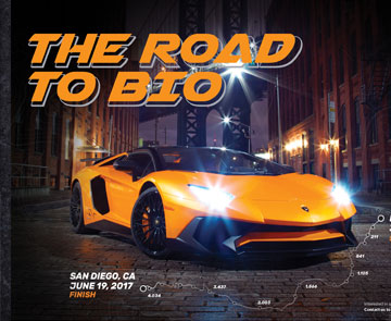 Play the Road to BIO Board Game