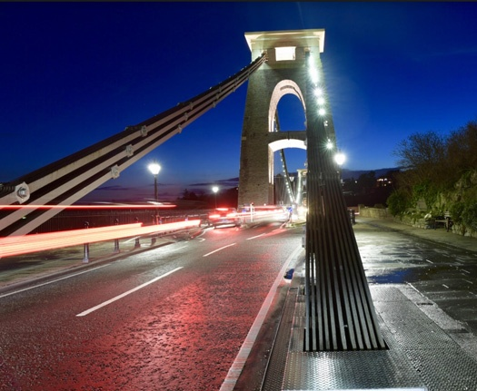 View from the Clifton Bridge