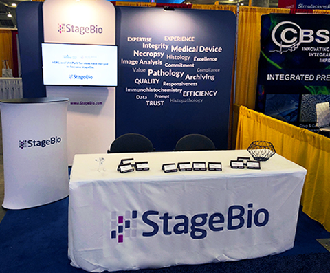 StageBio is Live!