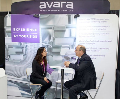 Avara Pharmaceutical Services – AAPS Booth # 32