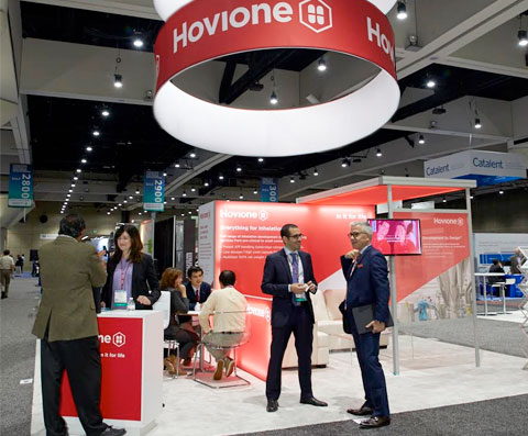Hovione – AAPS Booth # 2806