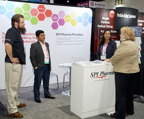 SPI Pharma – AAPS Booth # 1223