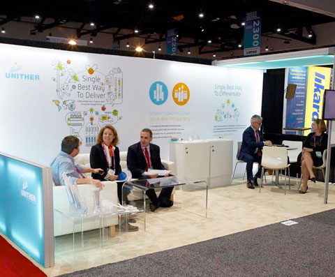 Unither Pharmaceuticals – AAPS Booth # 2515