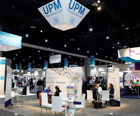 UPM Pharmaceuticals – AAPS Booth # 1043