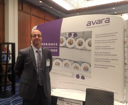 Avara at Contract Pharma