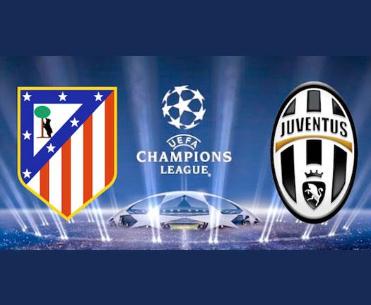 Juventus vs Atlético Madrid