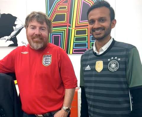 England v. Germany