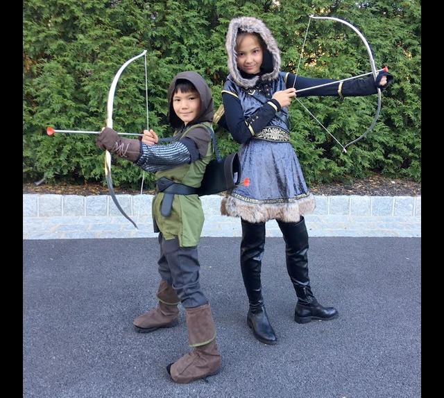 The Robin Hood Duo