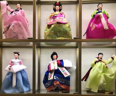 Korean Dolls