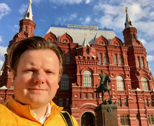 A Visit to Red Square