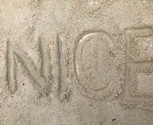 Nice Sand