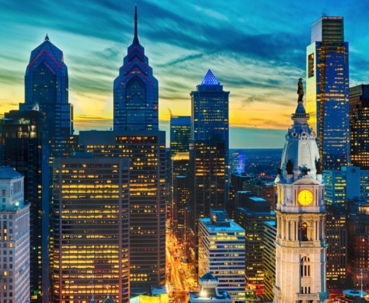 In Philadelphia
