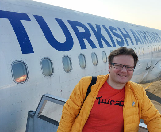 Traveling to Turkey