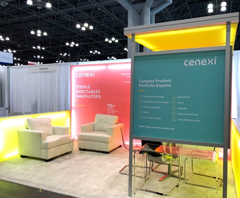 Supporting Cenexi at Interphex