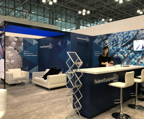 Federal Equipment Company at Interphex