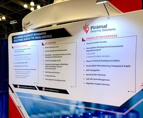 Piramal Pharma Solutions at Interphex