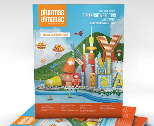 Pharma's Almanac Q1 in Hand