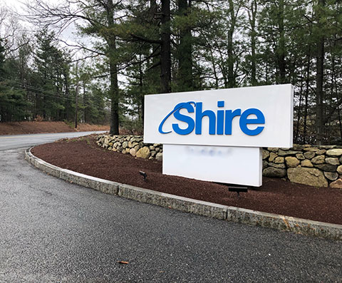 New Horizons for Shire