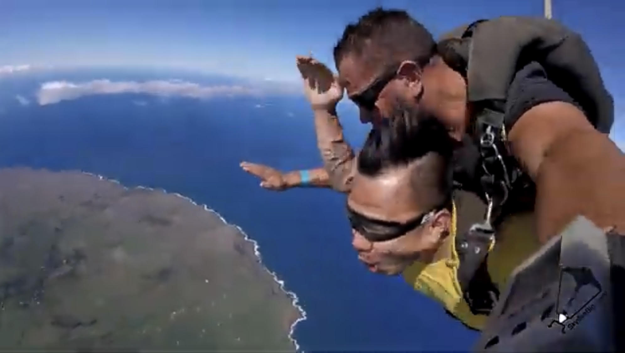 Hawaii Sky Dive