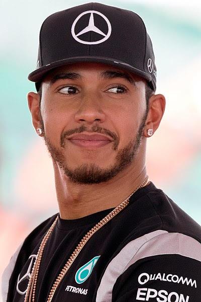 Lewis Hamilton Comes Home